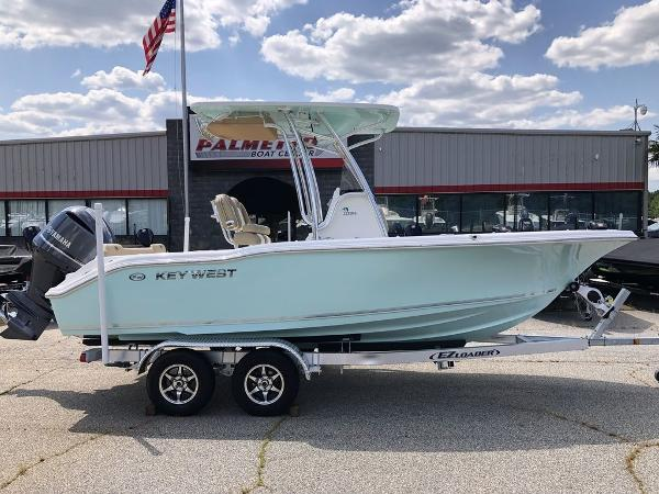 2020 Key West boat for sale, model of the boat is 219fs & Image # 11 of 13