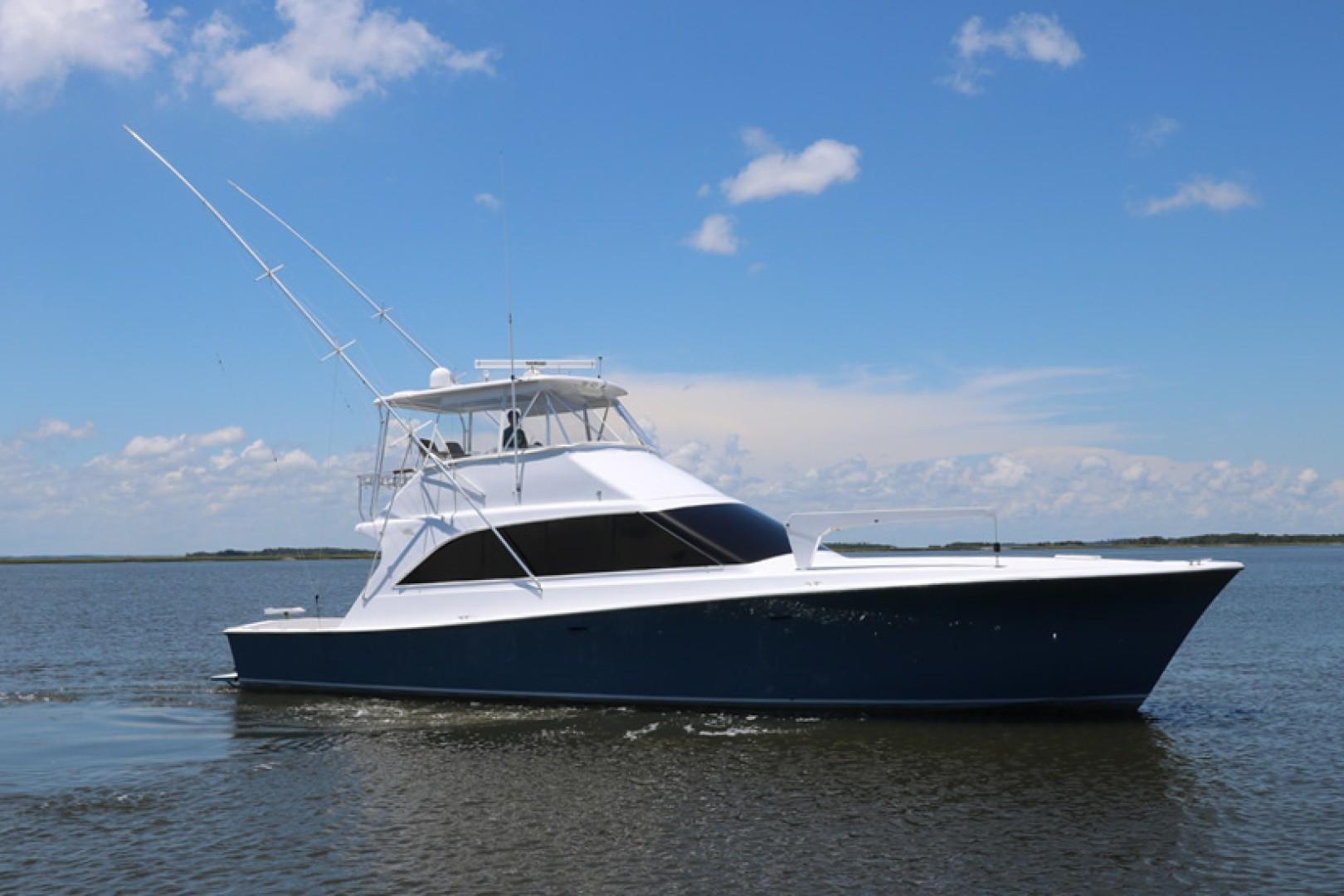 1991 Ocean Yachts 53 Convertible