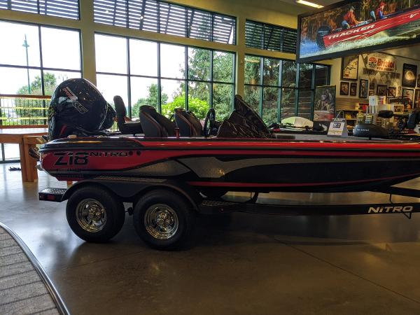 2020 Nitro boat for sale, model of the boat is Z18 Pro & Image # 1 of 13