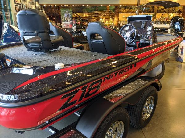 2020 Nitro boat for sale, model of the boat is Z18 Pro & Image # 2 of 13
