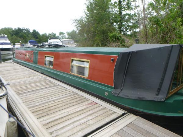 2003 Liverpool Boats Kingfisher 55