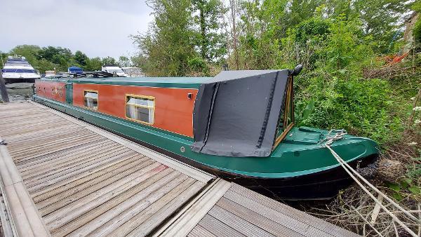Liverpool Boats Kingfisher 55