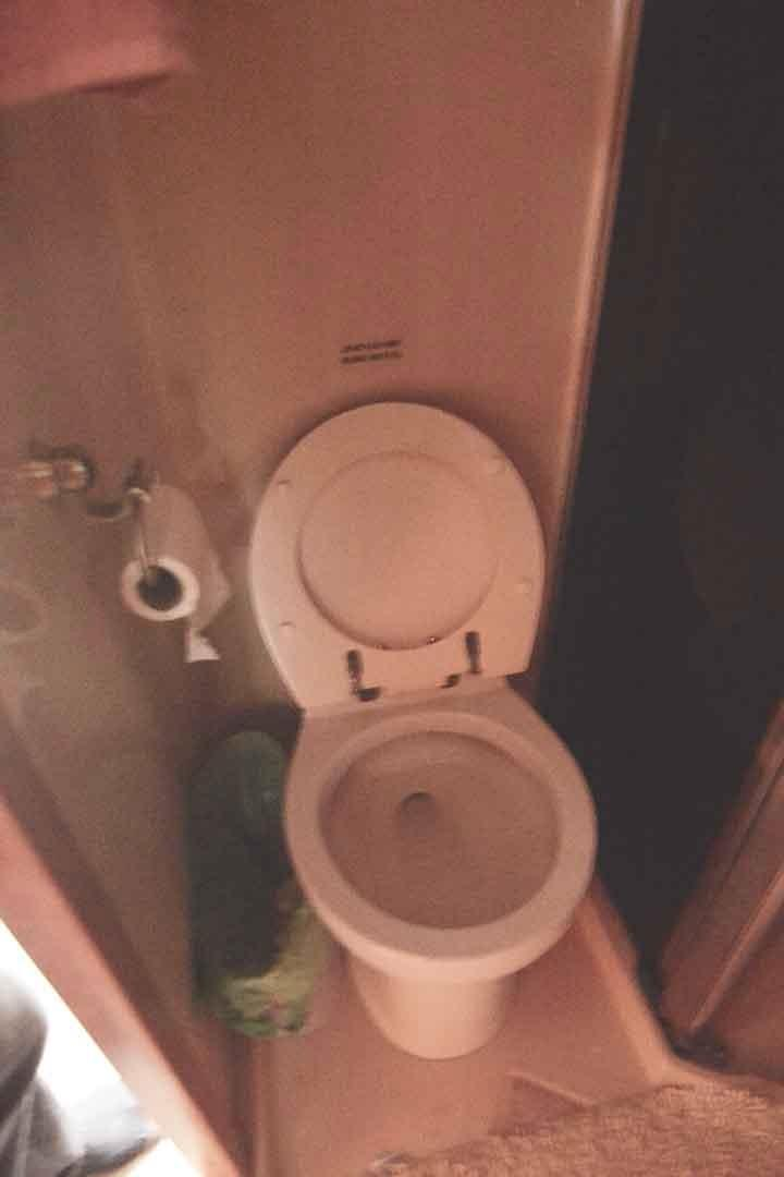 Cruisers Yachts 500 Express - VIP Head w/Techma Toilet