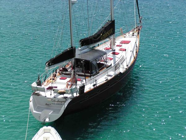 Picture Of:  65' Irwin Custom 1984Yacht For Sale | 3 of 27