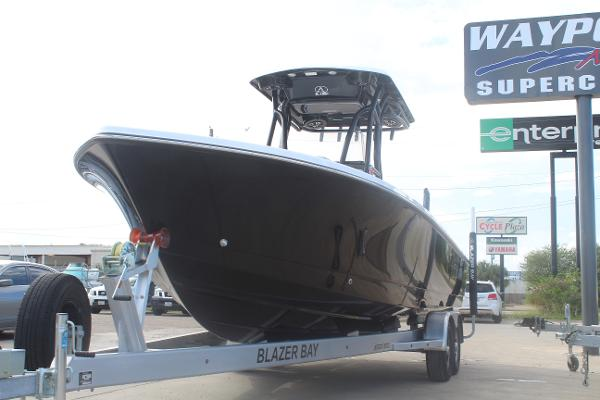 2020 Blazer boat for sale, model of the boat is 2700 HYBRID BAY & Image # 2 of 50