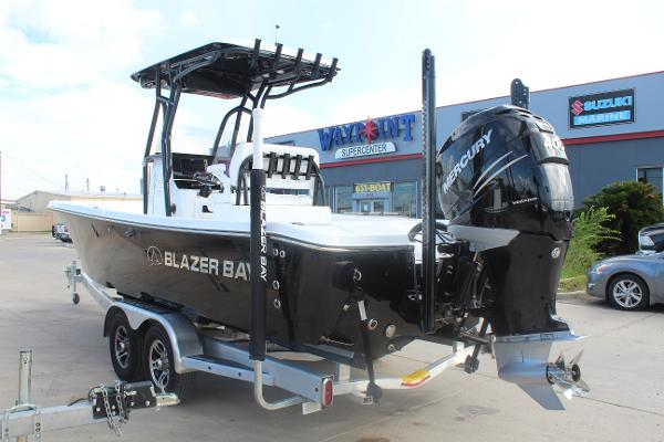 2020 Blazer boat for sale, model of the boat is 2700 HYBRID BAY & Image # 4 of 50