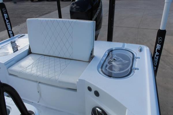 2020 Blazer boat for sale, model of the boat is 2700 HYBRID BAY & Image # 7 of 50
