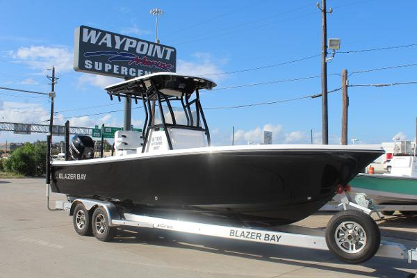 2020 Blazer boat for sale, model of the boat is 2700 HYBRID BAY & Image # 48 of 50