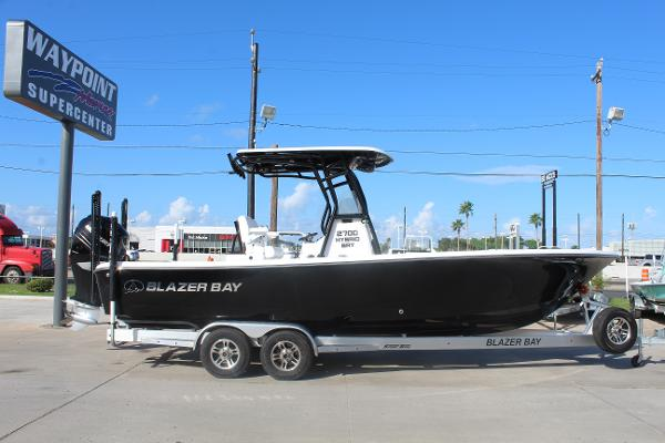 2020 Blazer boat for sale, model of the boat is 2700 HYBRID BAY & Image # 49 of 50