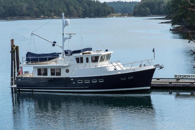 47 selene ocean trawler 2003 helene for sale in lake union