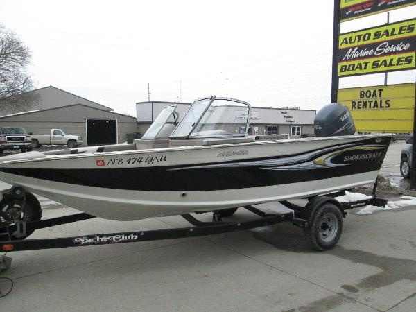 2010 SMOKER CRAFT MILLENTIA MODEL 192 for sale