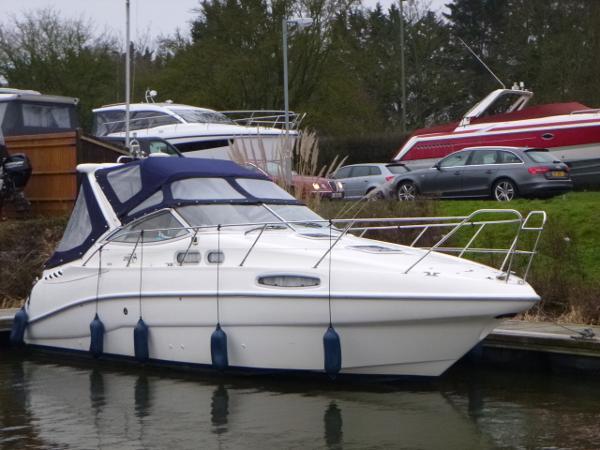 1997 Sealine S28