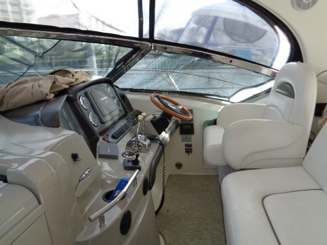 Sea Ray 40 Sundancer - Pilot bridge