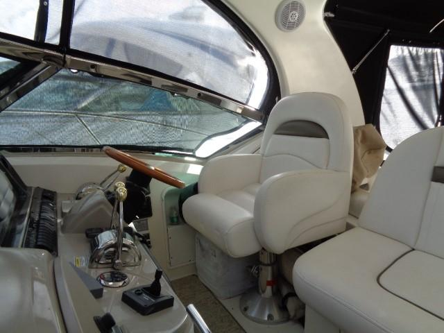 Sea Ray 40 Sundancer - Capt seating