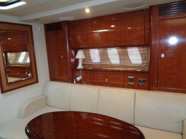 Sea Ray 40 Sundancer - Salon
