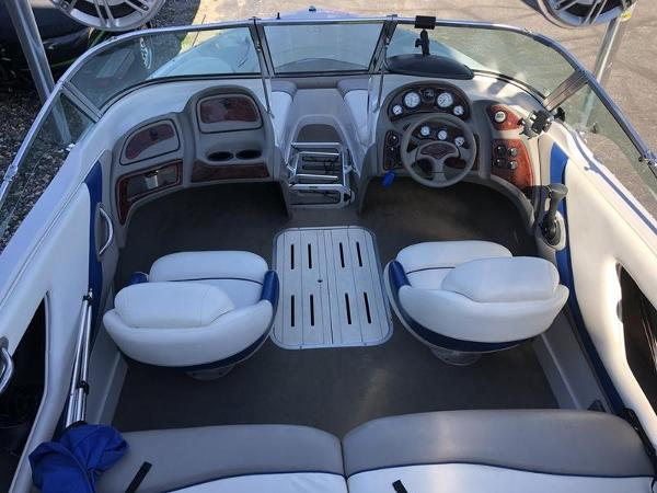 2003 Tahoe boat for sale, model of the boat is Q5 & Image # 27 of 28