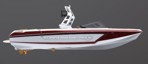 2021 Nautique boat for sale, model of the boat is Super Air Nautique GS24 & Image # 1 of 5