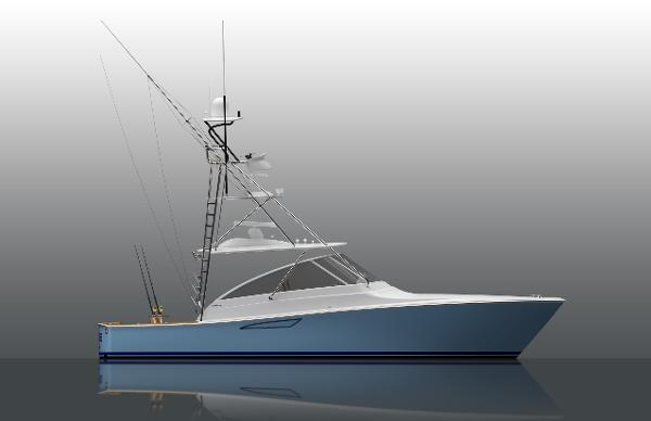2019 38' Viking 38 Billfish Open - TBD