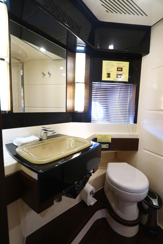 Azimut 72S - VIP Bathroom