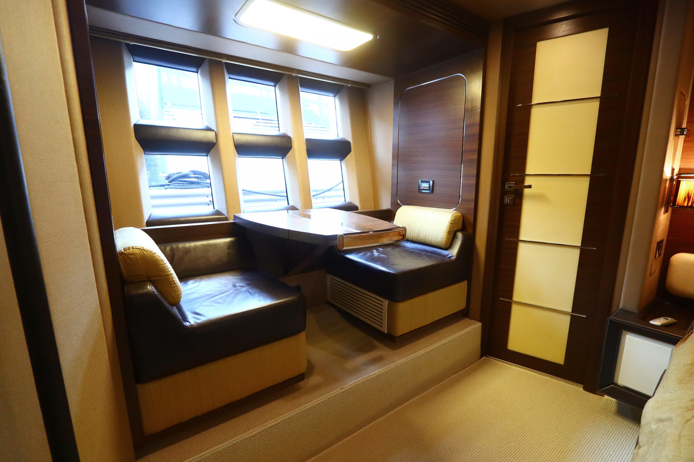 Azimut 72S - Master Cabin