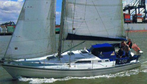 Dehler 36 CWS for sale