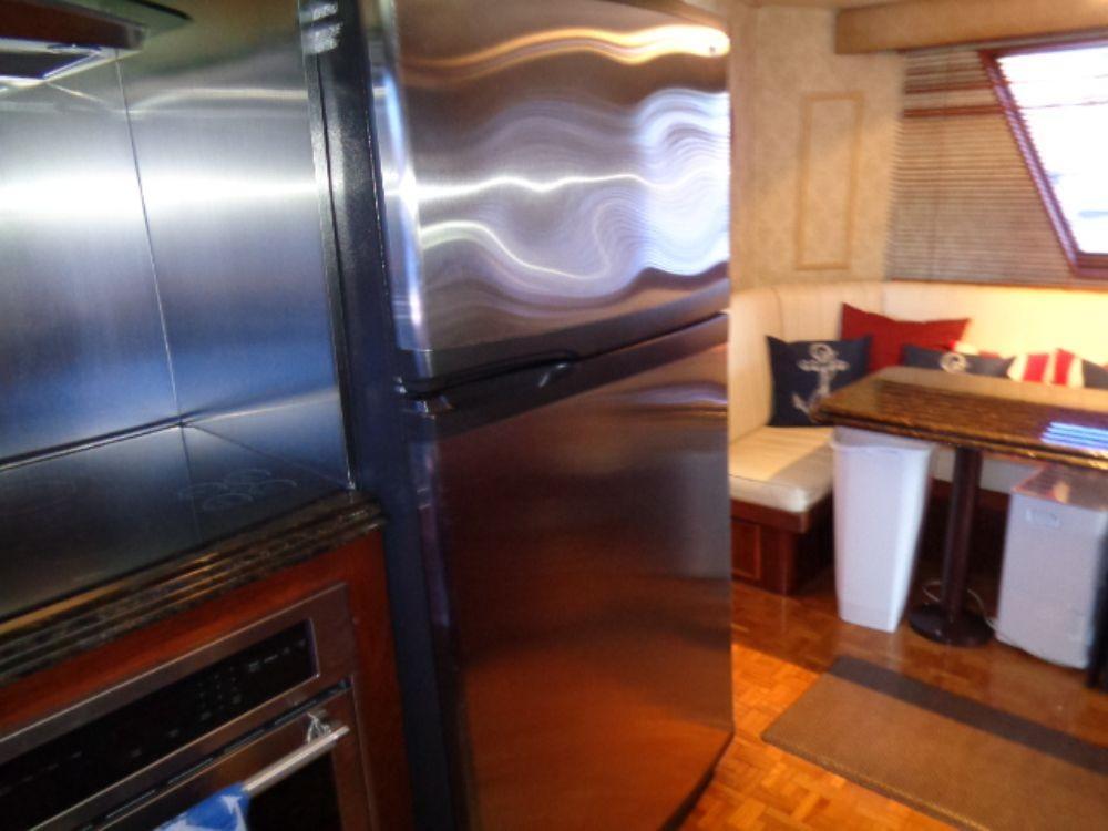 Hatteras 61 Motor Yacht - Refrigerator/Freezer