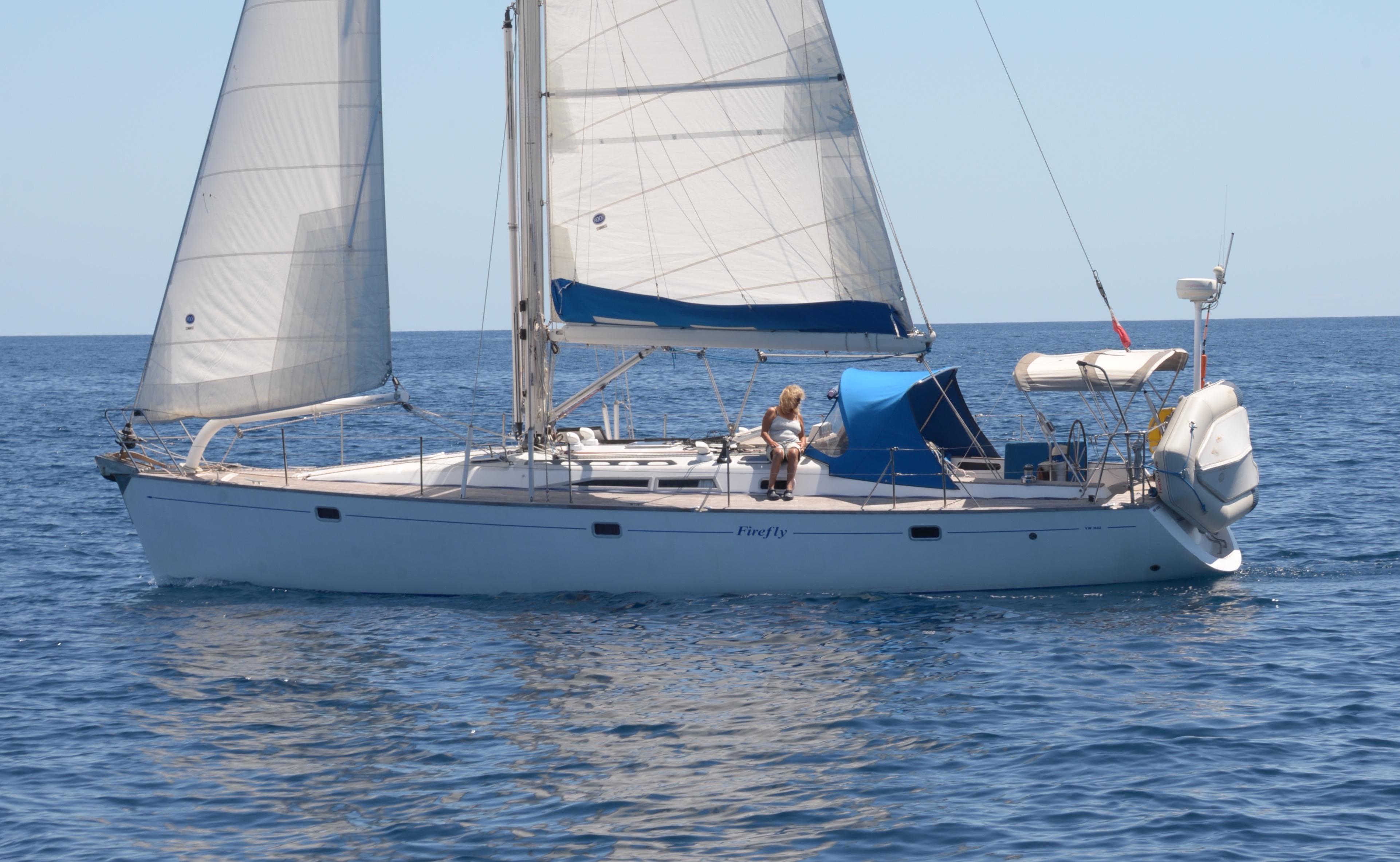 Humphreys Yachting World 44