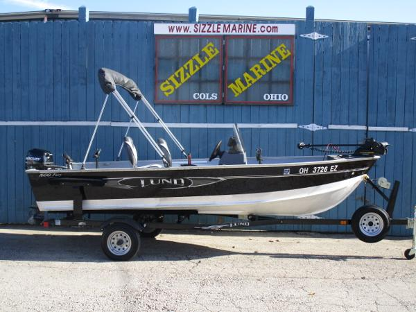 2012 LUND FURY 1600 for sale