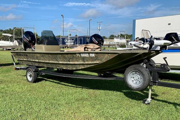 2018 TRACKER BOATS GRIZZLY 1648 SC for sale