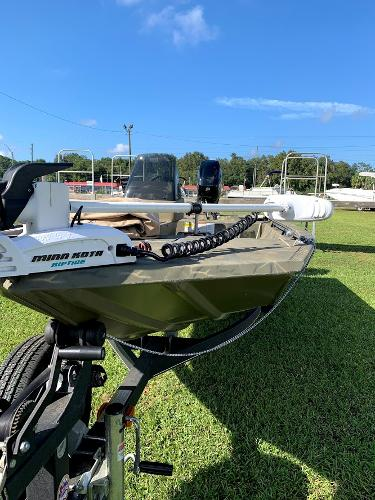 2018 Tracker Boats boat for sale, model of the boat is Grizzly 1648 SC & Image # 3 of 12