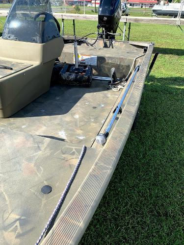 2018 Tracker Boats boat for sale, model of the boat is Grizzly 1648 SC & Image # 4 of 12
