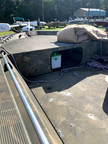 2018 Tracker Boats boat for sale, model of the boat is Grizzly 1648 SC & Image # 5 of 12