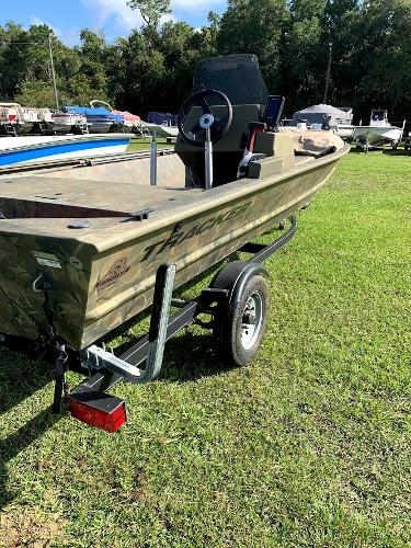 2018 Tracker Boats boat for sale, model of the boat is Grizzly 1648 SC & Image # 10 of 12