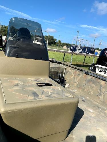 2018 Tracker Boats boat for sale, model of the boat is Grizzly 1648 SC & Image # 12 of 12
