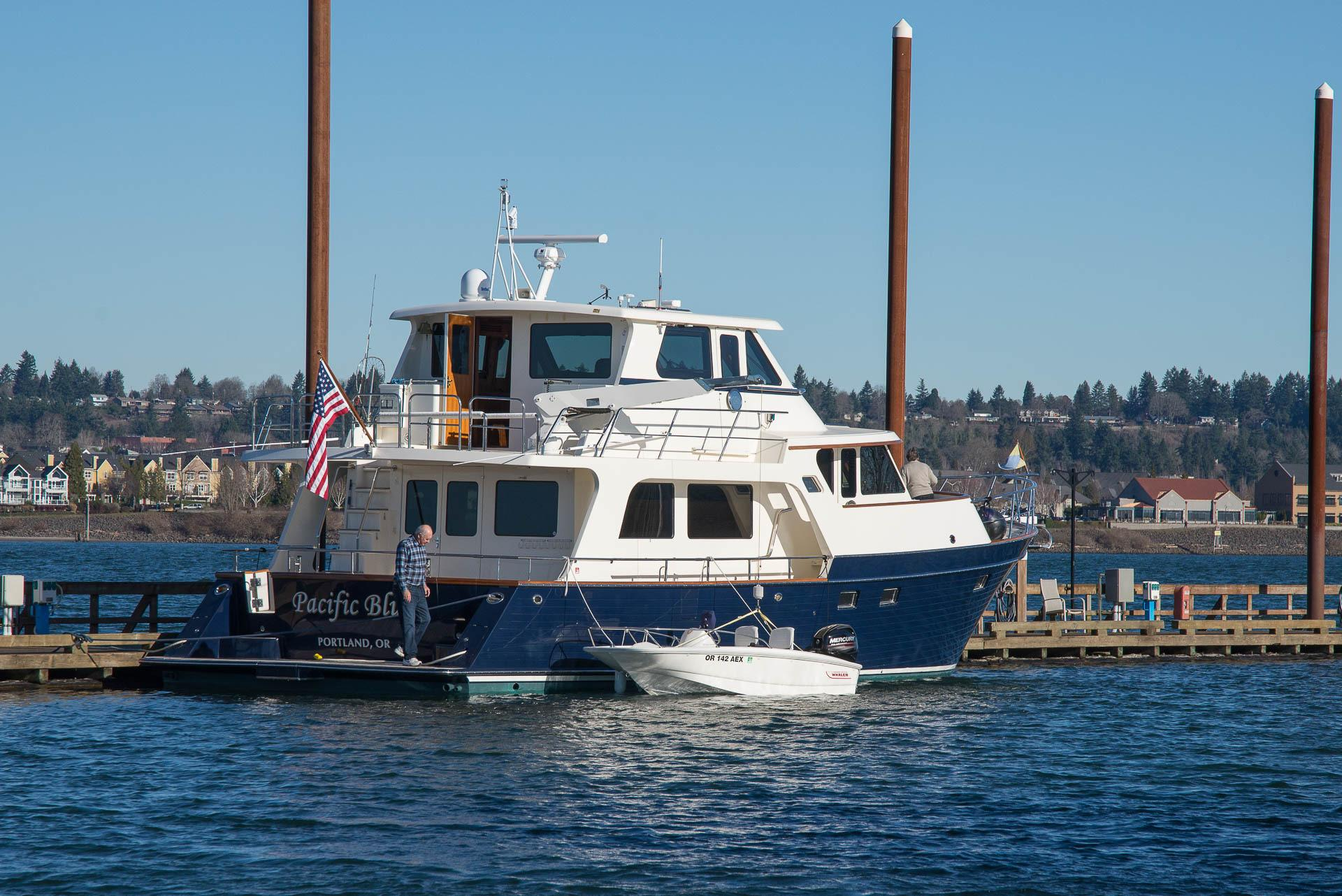 Used marlow yachts for sale in all localizations mls for Marlow builders