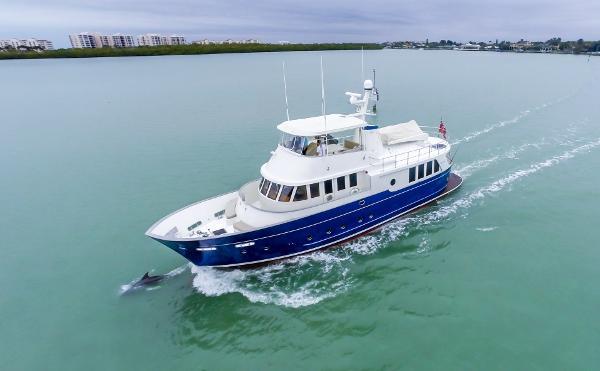 2009 60' Sea Spirit 60 Passagemaker