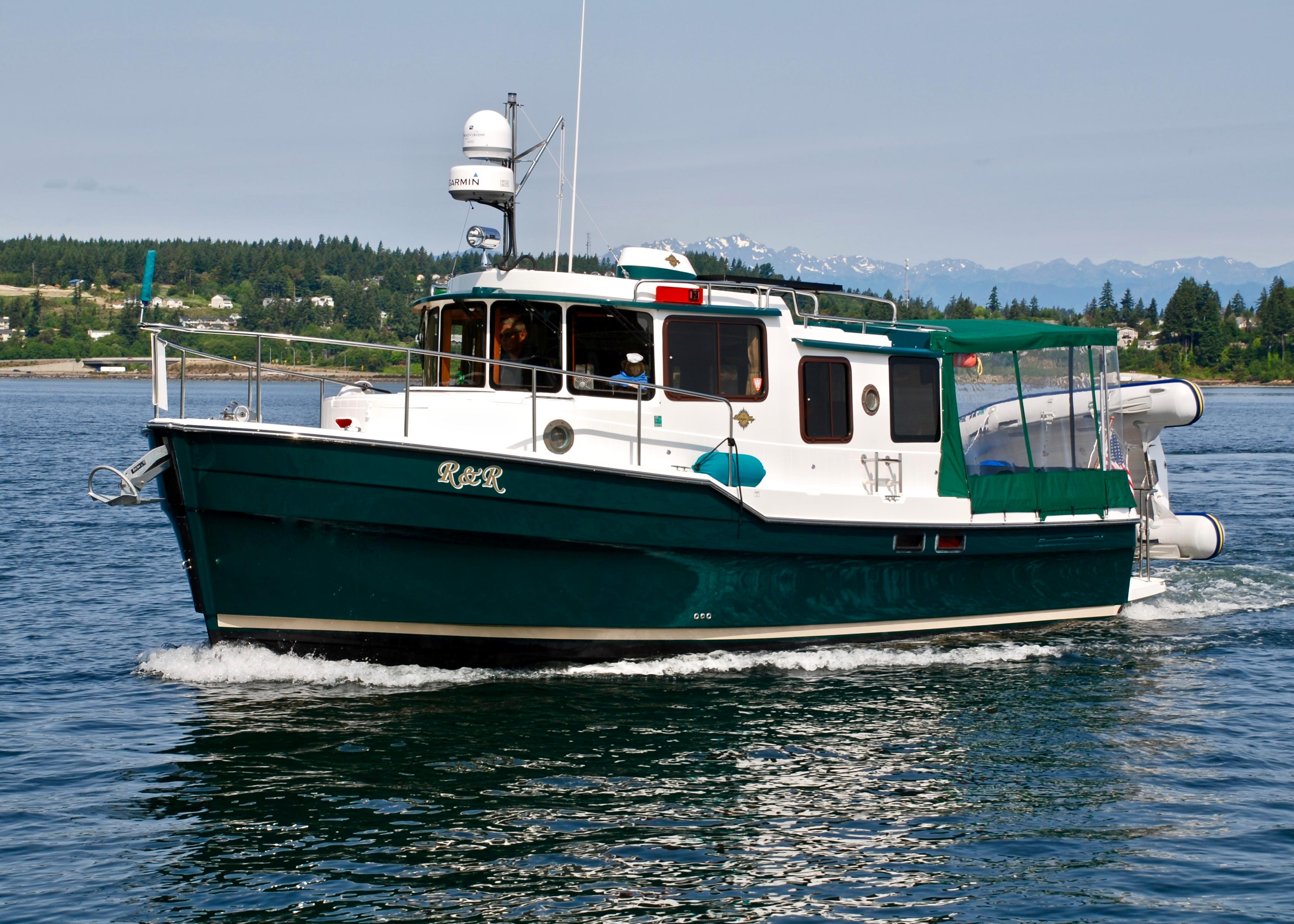 Ranger Tugs R31
