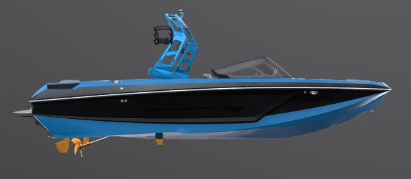 2021 Nautique boat for sale, model of the boat is Super Air Nautique GS22 & Image # 2 of 5