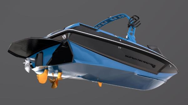 2021 Nautique boat for sale, model of the boat is Super Air Nautique GS22 & Image # 5 of 5