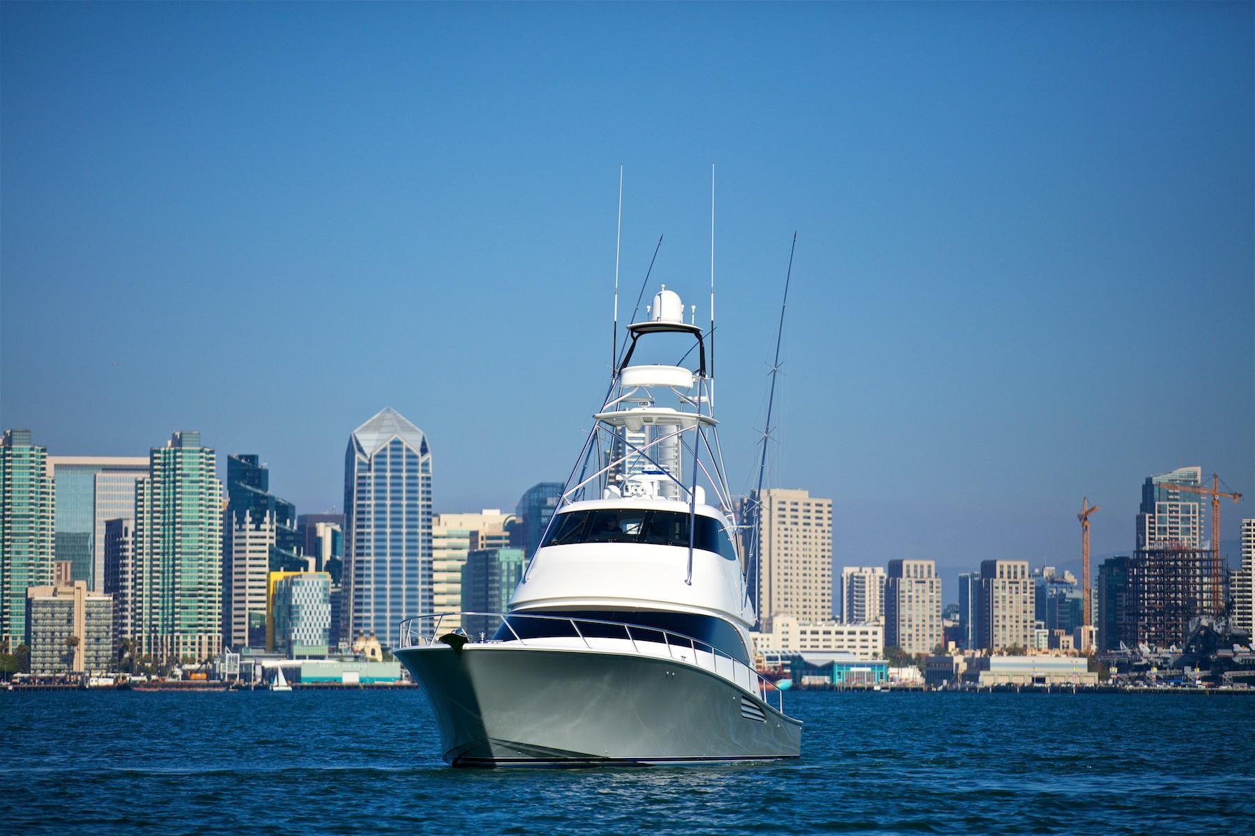 66 Viking Holo Nui 2017 San Diego   Denison Yacht Sales