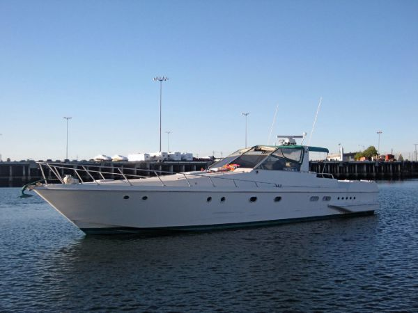 Guy Couach - 1600 Express Mega Yachts. Listing Number: M-3769305