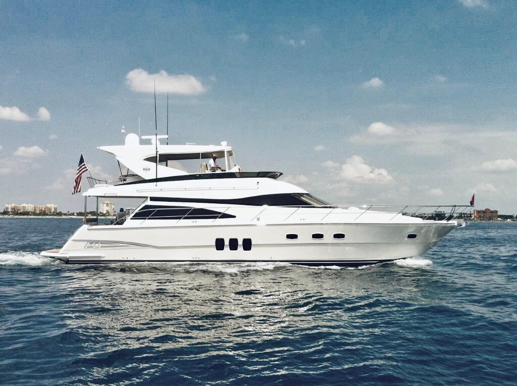 62 ft Neptunus Flybridge Motoryacht