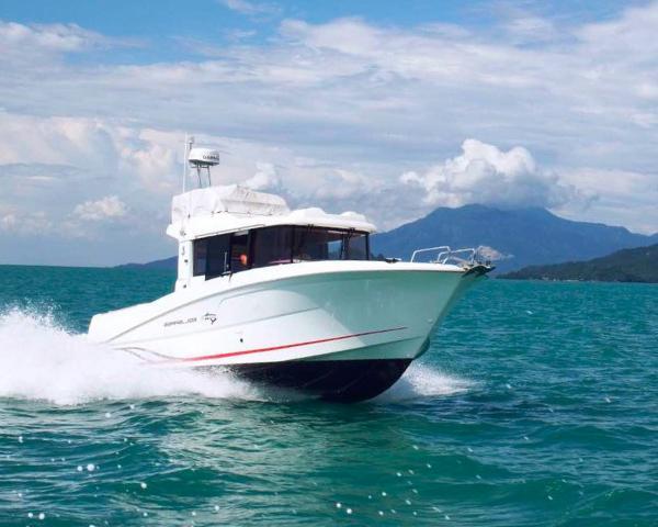 Barracuda 9 Profile