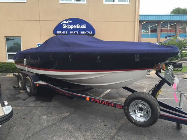 2009 Chris Craft 22 Corsair