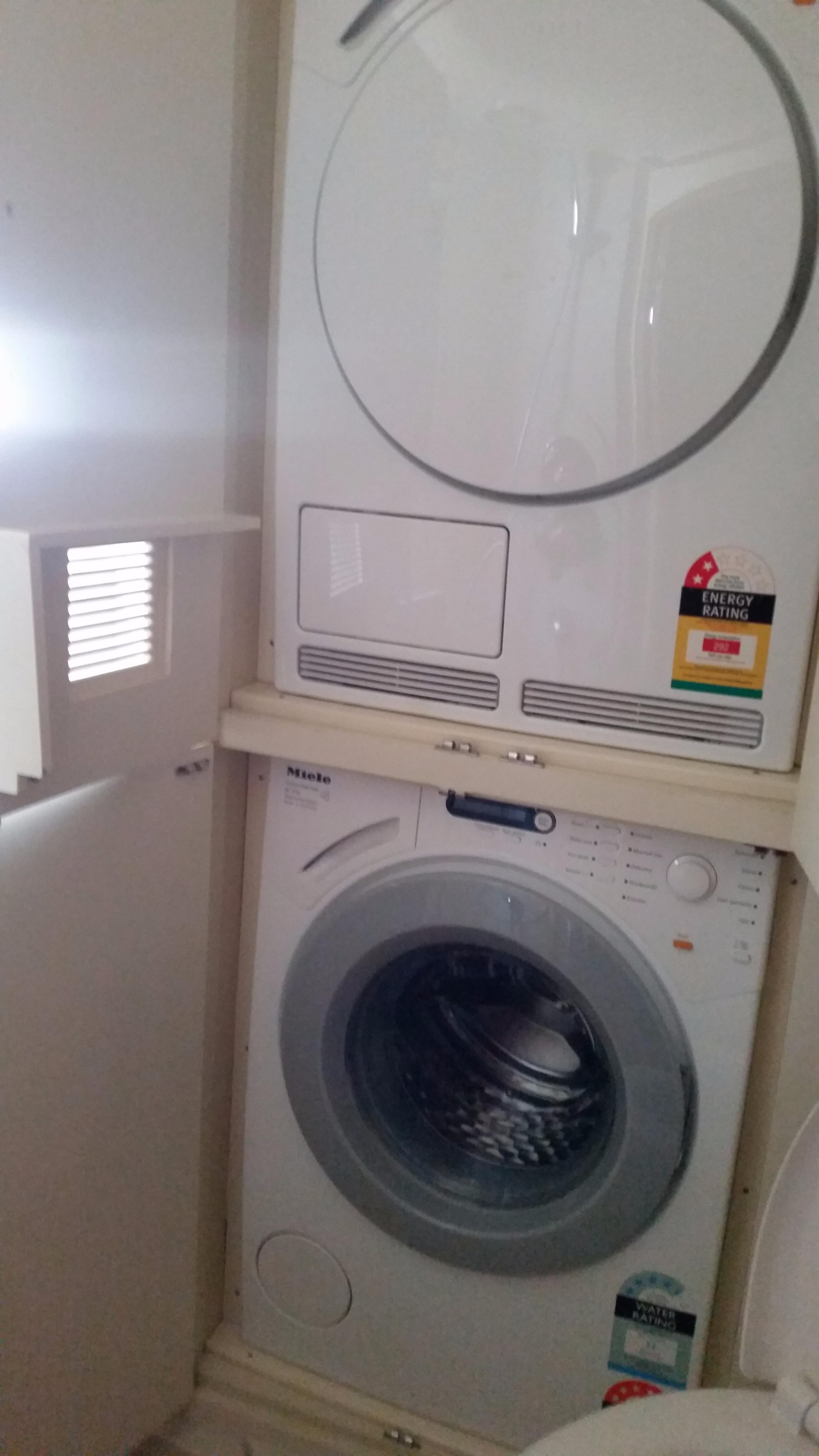 59 Grand Banks MIELE Washer/Dryer