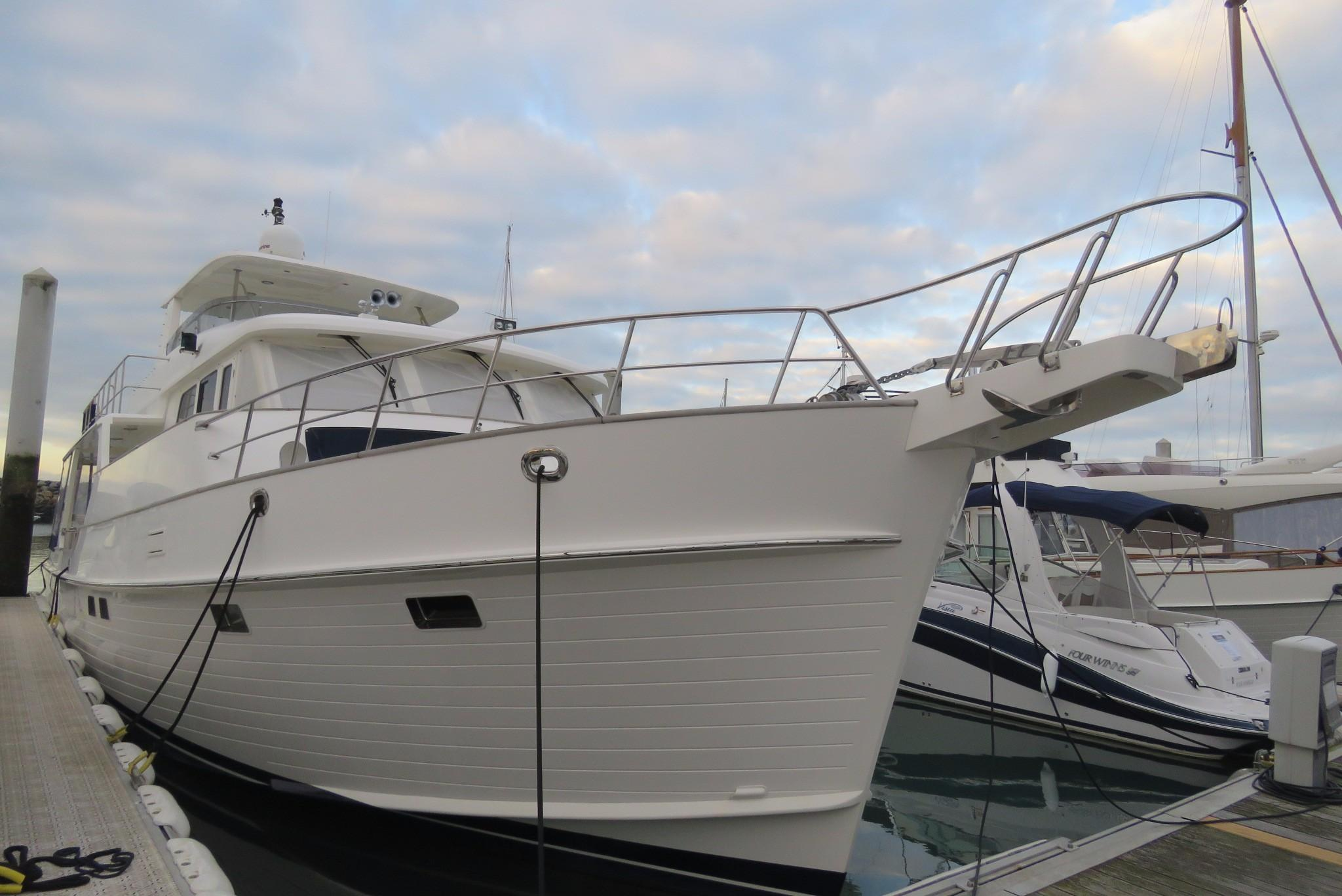 59 Grand Banks Starboard