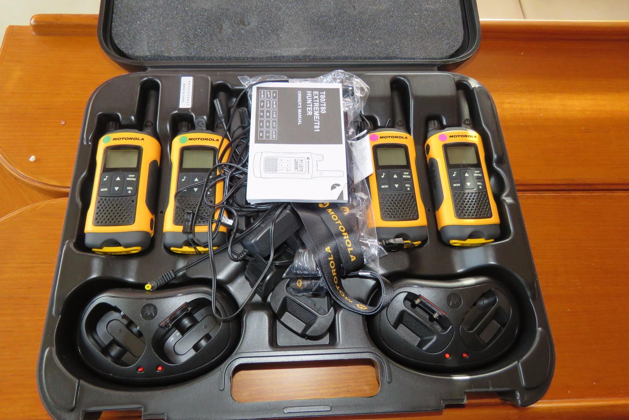 59 Grand Banks Portable VHF
