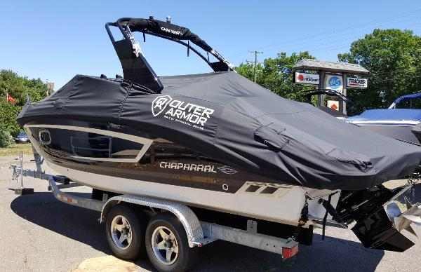 2016 Chaparral boat for sale, model of the boat is 257 SSX & Image # 3 of 12