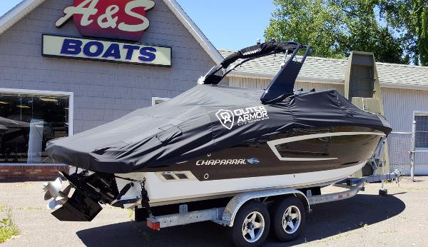 2016 Chaparral boat for sale, model of the boat is 257 SSX & Image # 2 of 12