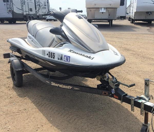 2010 KAWASAKI STX 15 F for sale